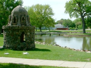 Duck Pond, Westside Park, Yankton, SD